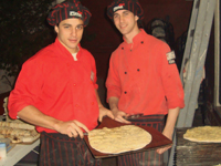 Pizza Bay para eventos
