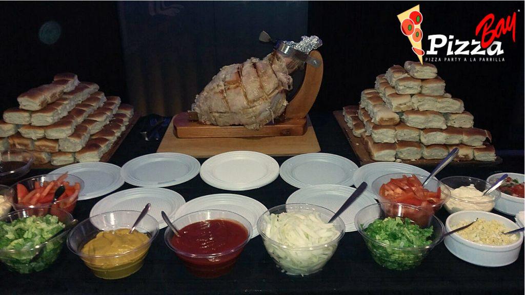 Catering Bay Pernil