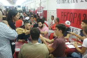 Pastas River Plate