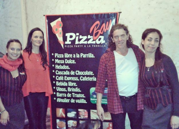 Pizza Bay Catering con Maximiliano Guerra