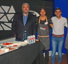 go Chavo Fucks, Federico Bulos y Daniel Arcucci