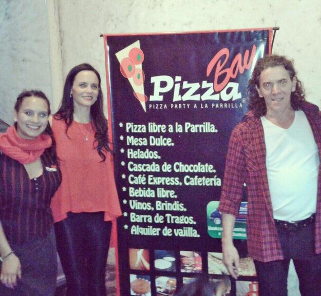 Pizza Bay Catering con Maximiliano Guerra