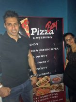 Pizza Bay Catering BlackAdore