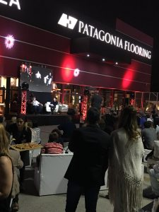 Pizza Bay Catering Patagonia Flooring & Fontenla