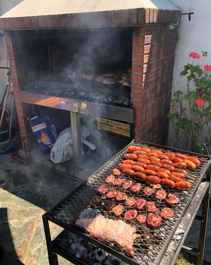 catering asado party