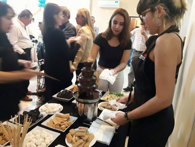 Catering Pasta Party