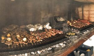 Asado Party Pizza Bay Catering