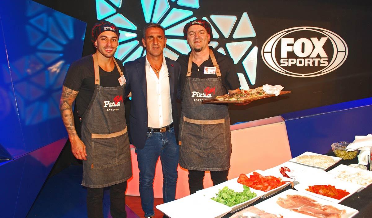 90 Minutos De Futbol En Vivo Por Internet 90 minutos de fútbol  fox sports  pizza bay catering