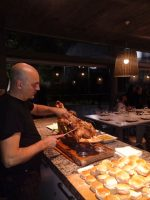 Pernil Party, Pizza Bay Catering