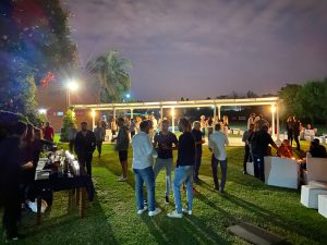 Evento de Fin de Año Club Atlético Vélez Sarsfield & Pizza Bay Catering